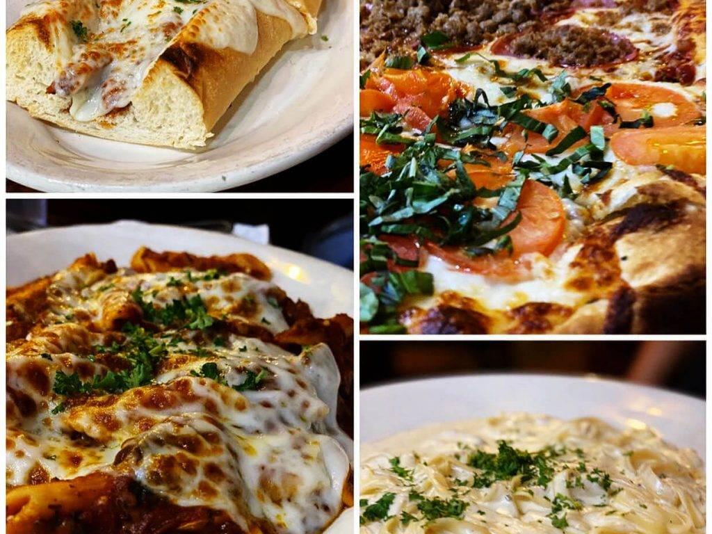 Mama Teresa's Flying Pizza & Italian Restaurant