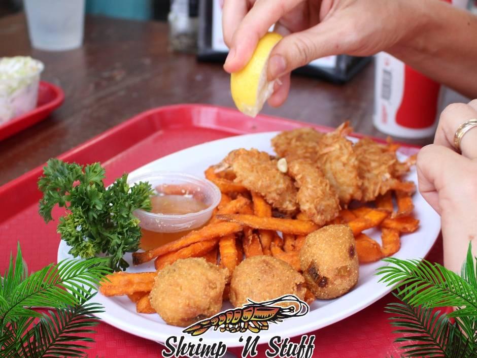 Shrimp N' Stuff