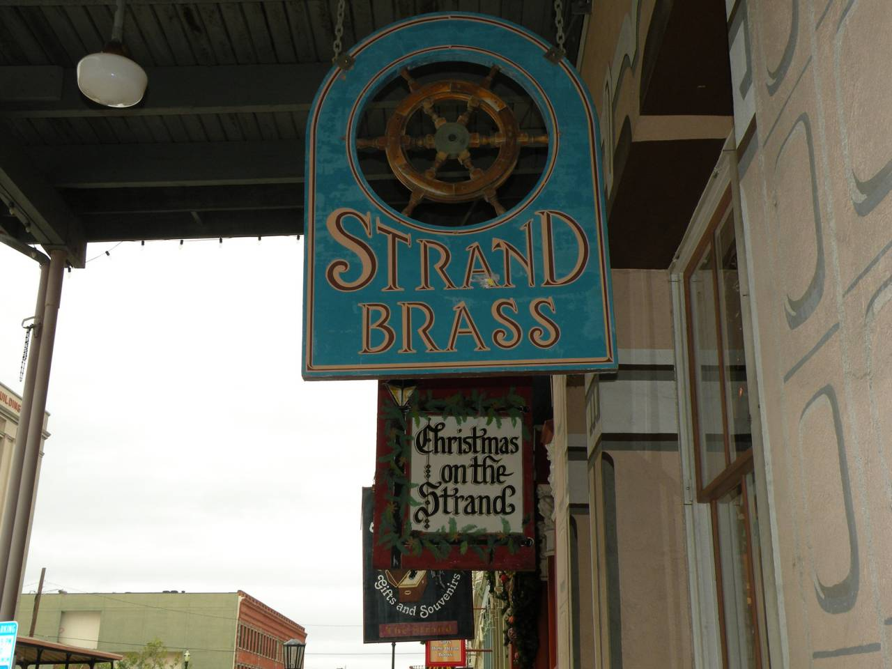 Strand Brass and Christmas on the Strand