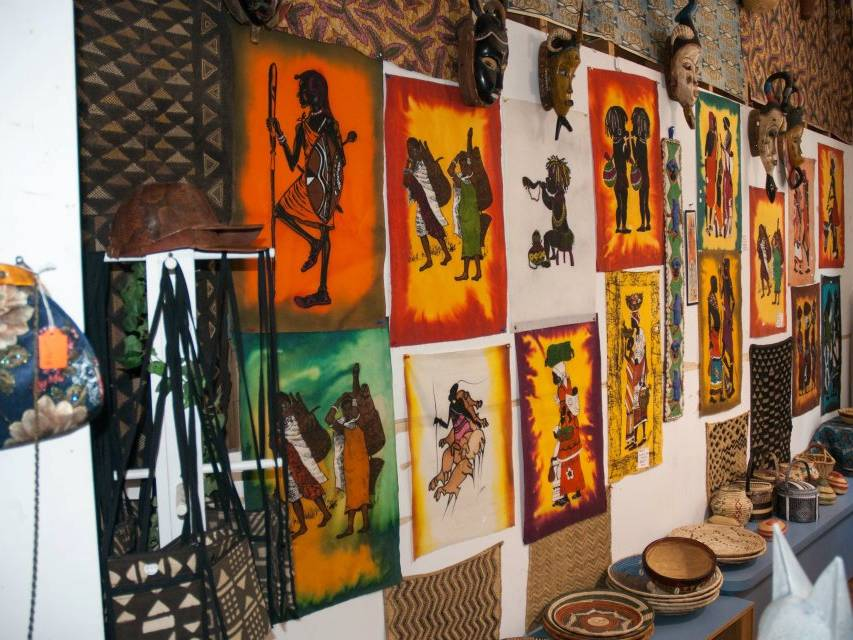 Mamady's Primitive Art From Africa