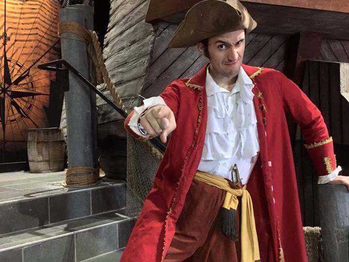 Pirates! Legends of The Gulf Coast
