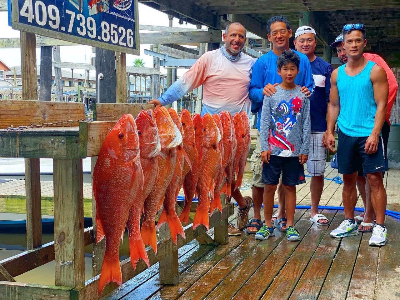 Fishing Galveston TX
