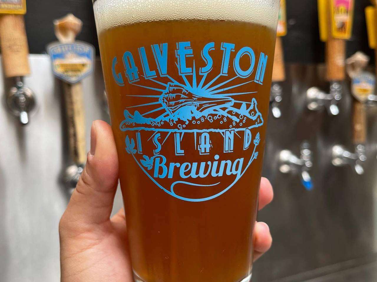 Galveston Island Brewing Co.