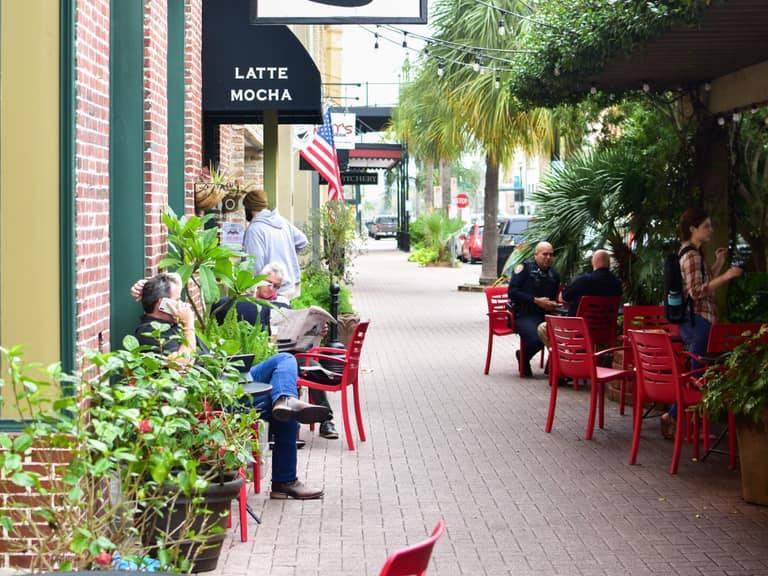 MOD Coffee & Tea House