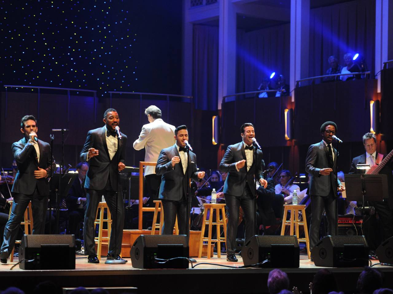 The Doo Wop Project at The Grand