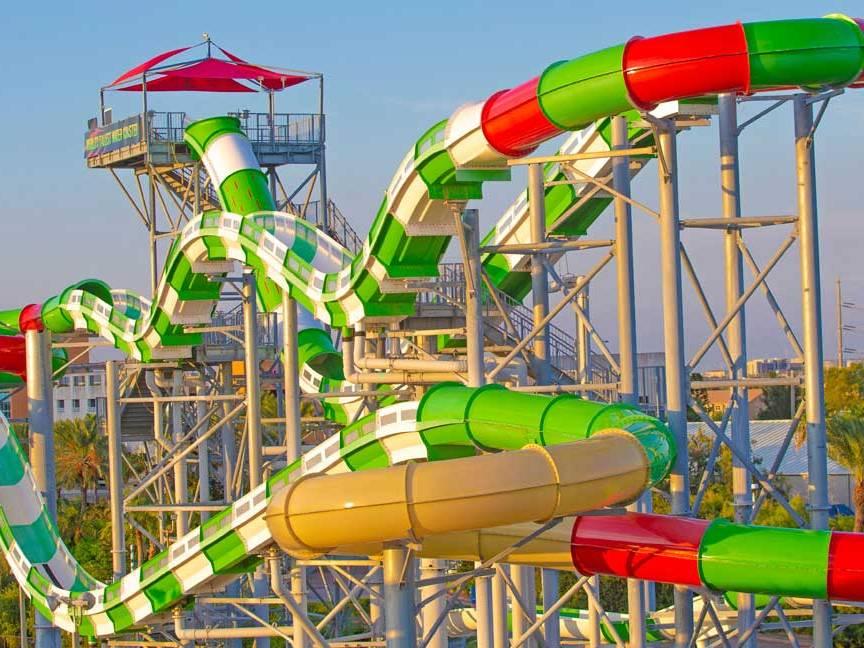Schlitterbahn Galveston Waterpark