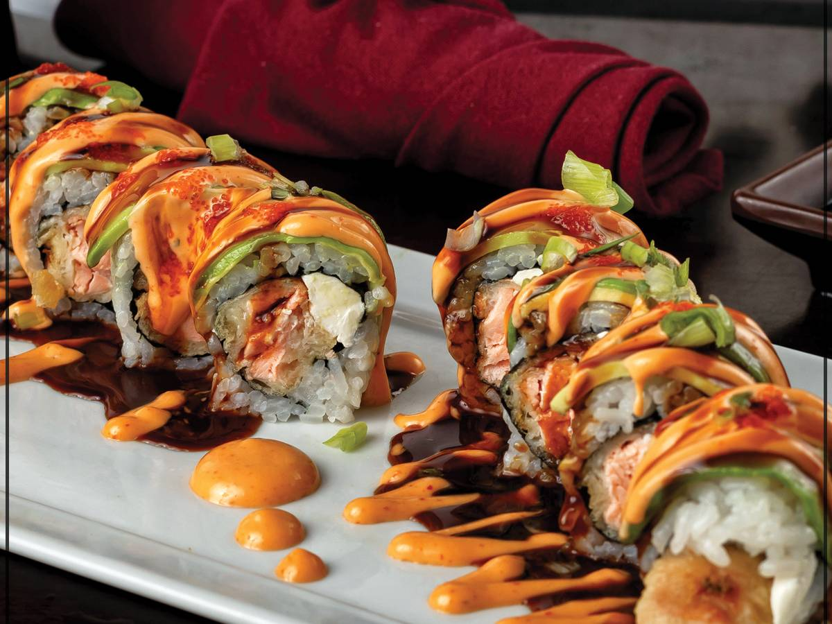 Sky Bar Steak & Sushi Bar