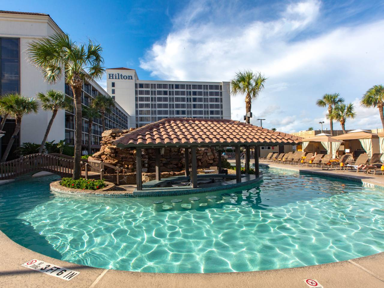 Galveston Island Hilton Resort