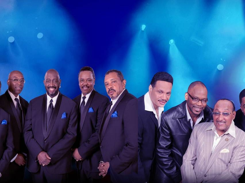The Temptations at The Grand