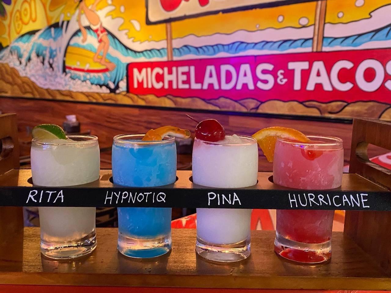 Vintage Crown Micheladas & Tacos