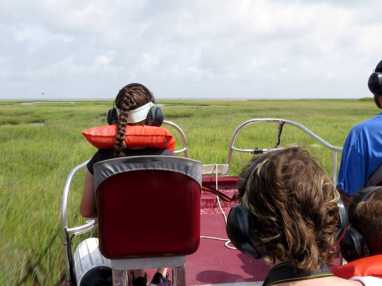 Hal Newsome's Airboat Tours