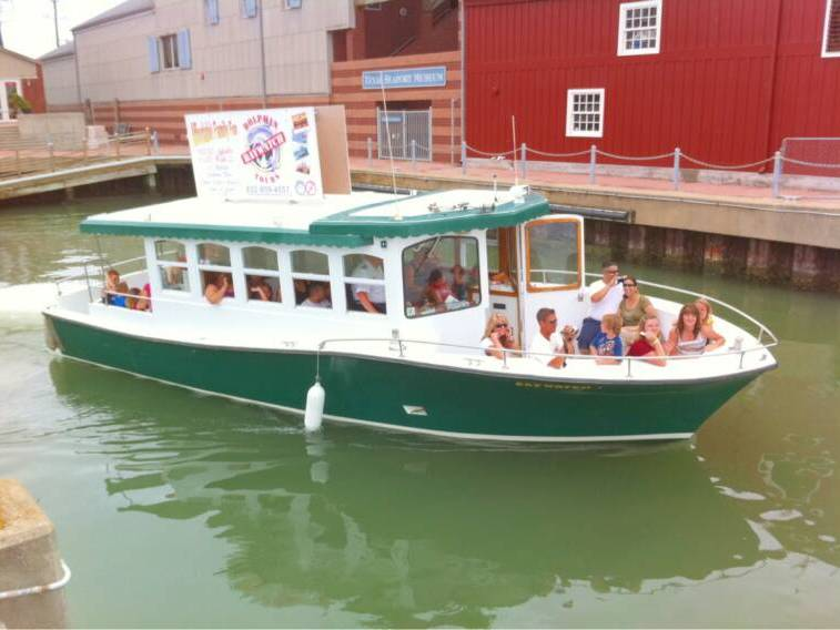 Galveston Baywatch Tours