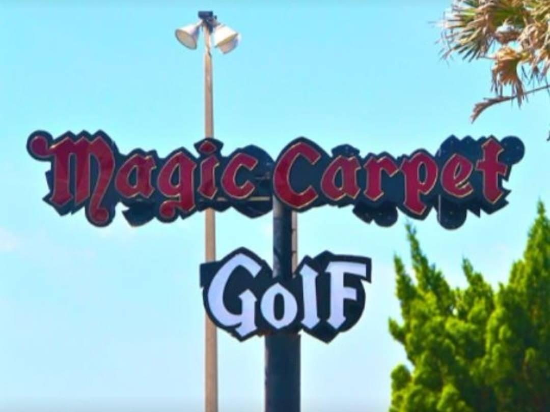 Magic Carpet Golf & Batting Cages