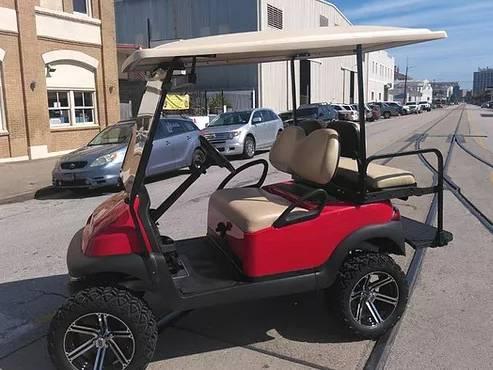 Galveston Golf Carts